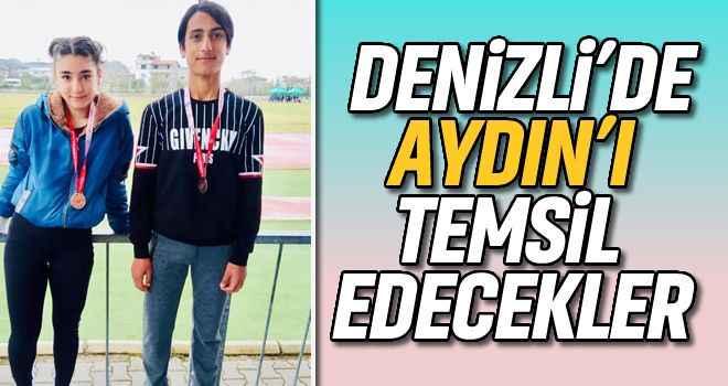 Atletizmde 'Ahmet Şerife Sanlı' rüzgarı