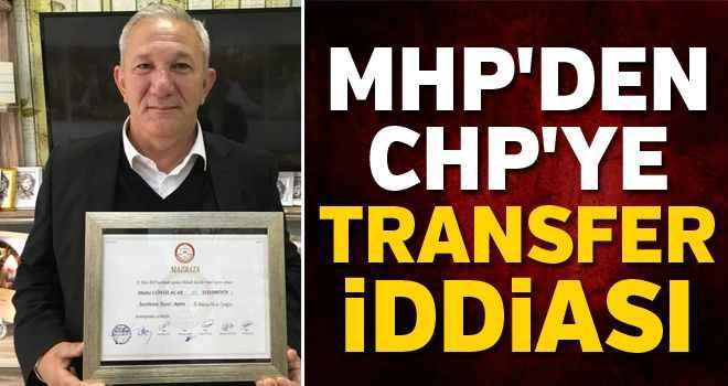 MHP'den CHP'ye transfer iddiası