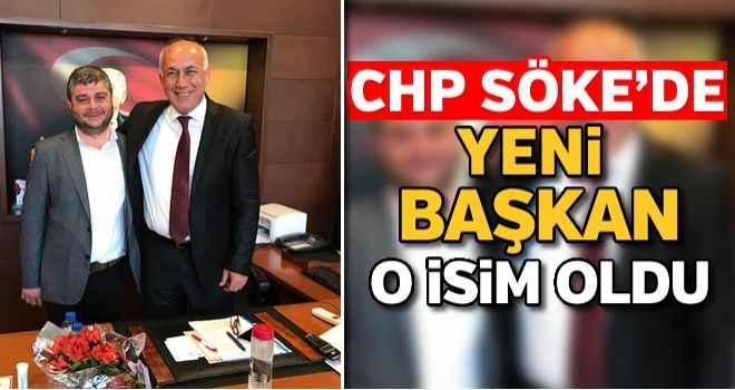 Söke CHP'de Atakan dönemi