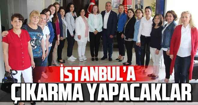 İstanbul'a çıkarma yapacaklar