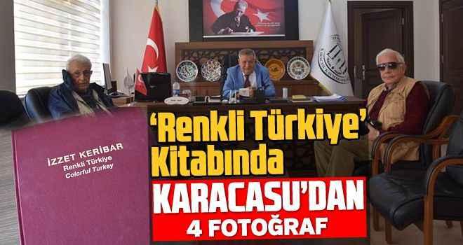 'Renkli Türkiye' kitabında Karacasu'dan 4 fotoğraf yer aldı
