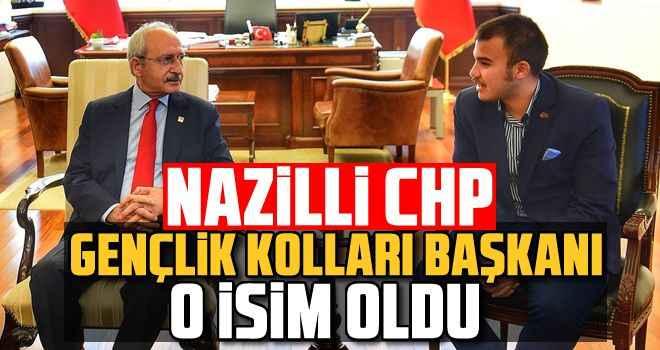 CHP'li gençlerin yeni başkanı o isim oldu