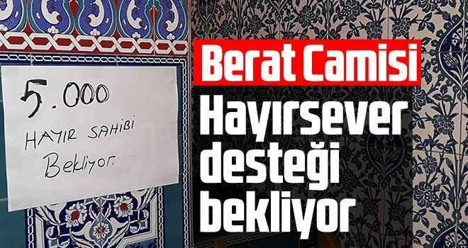 Berat Camisi, hayırsever desteği bekliyor