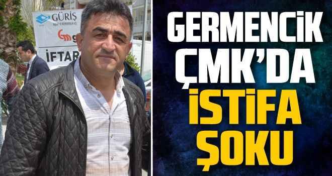 Germencik ÇMK'da istifa şoku