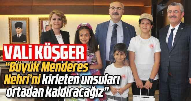 Vali Köşger: