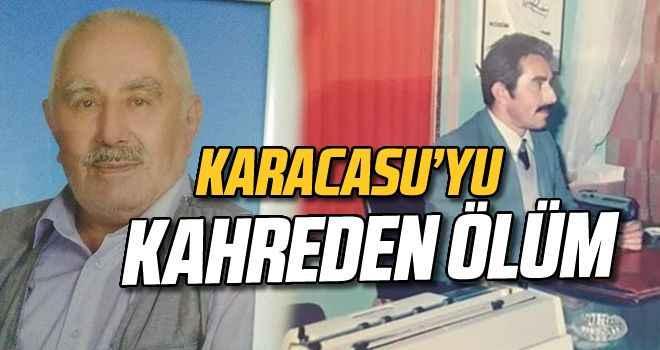 Karacasu'yu kahreden ölüm