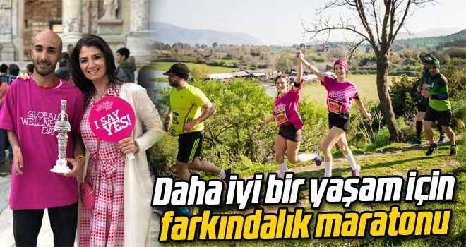 Daha iyi bir yaşam için farkındalık maratonu