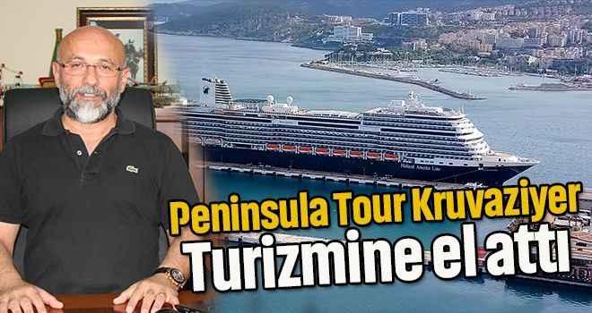Peninsula Tour Kruvaziyer turizmine el attı