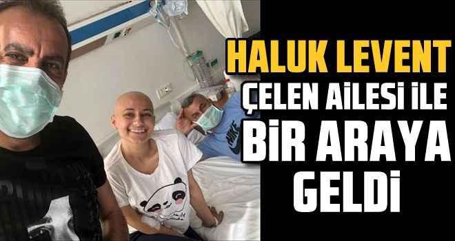 Haluk Levent, Çelen ailesini unutmadı