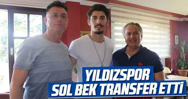 Yıldızspor, sol bek transfer etti