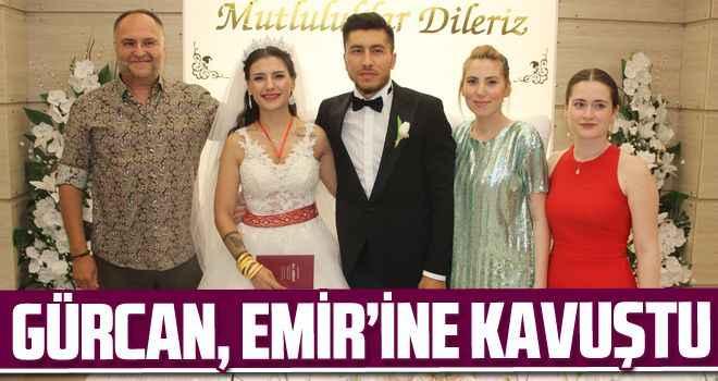 Gürcan, Emir'ine kavuştu