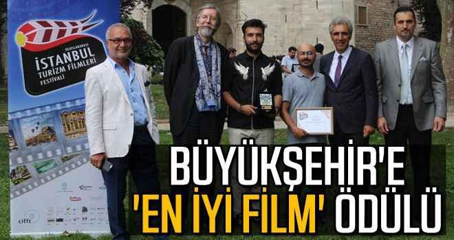 Büyükşehir'e 'en iyi film' ödülü