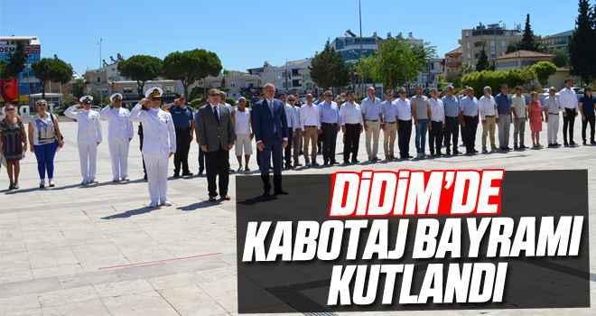 Didim'de Kabotaj Bayramı kutlandı