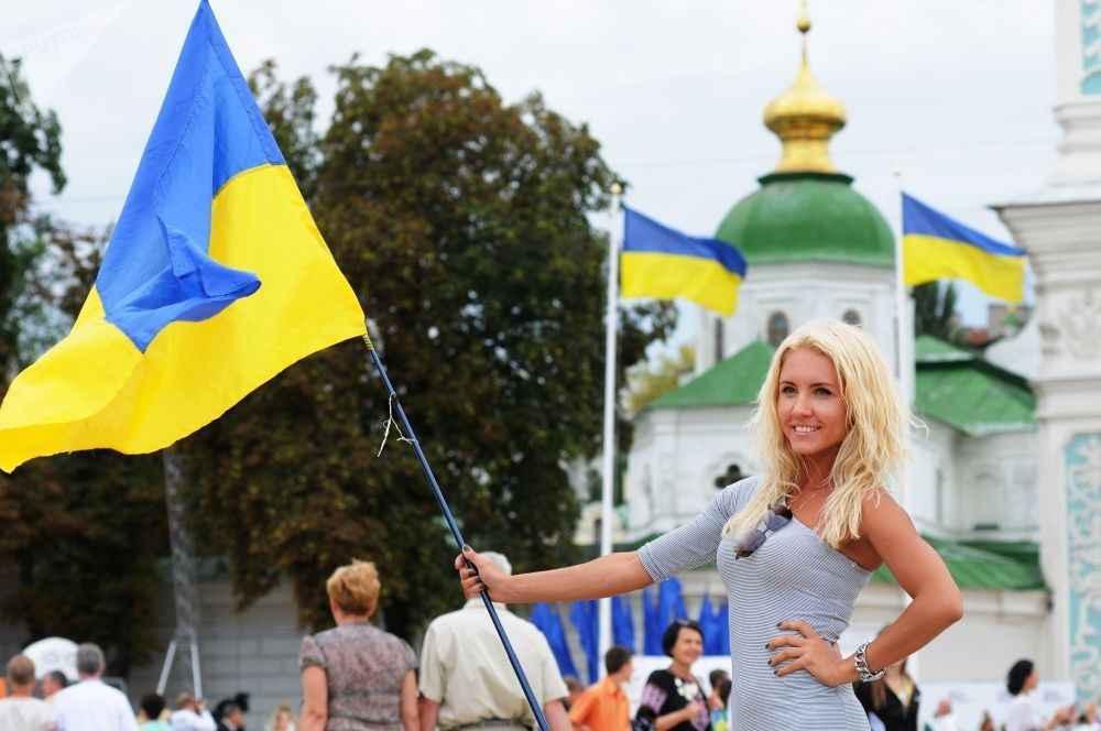 Онлайн украина девок секс начальницу ебут двое