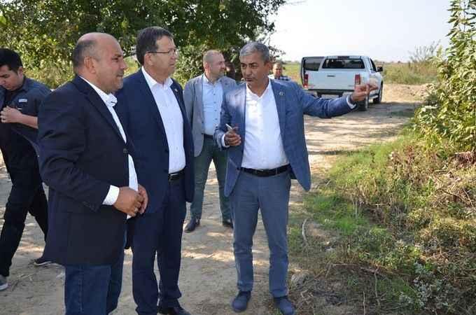 Erim'den ADÜ Ziraat Fakültesi'ne ziyaret