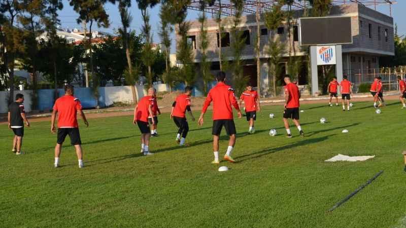 Didim Belediyespor ilk maçın hazırlıklarına başladı