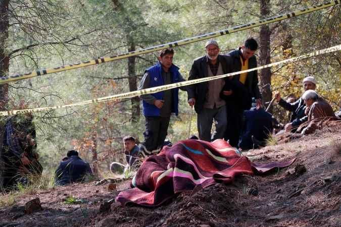 Kayıp olarak aranan kişinin cesedi ormanda bulundu