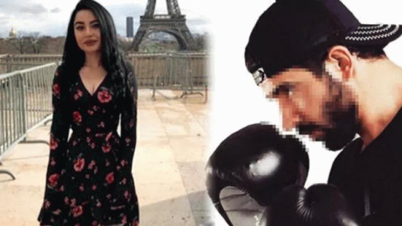 Milli boksör sevgilisini öldürdü
