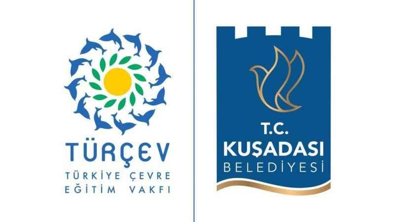 Kuşadası Belediyesine TÜRÇEV'den çevre eğitim etkinliği ödülü