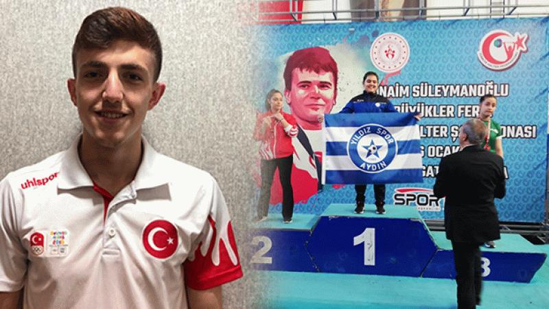 Yıldızspor'a milli gurur