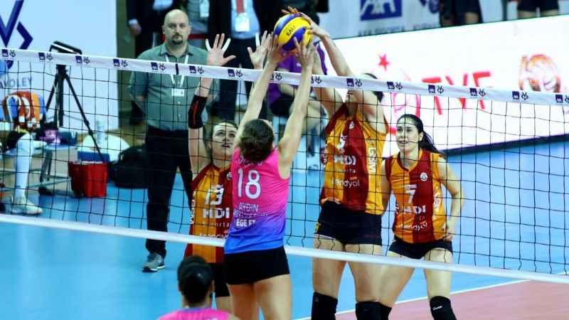 Sultanlar, Galatasaray'la sezonu açacak