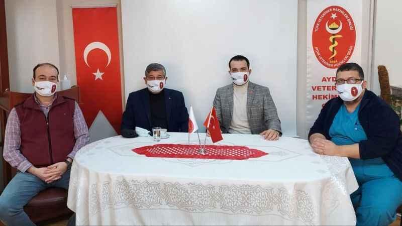 Başkan Şahin, AK Partili Posacı'dan destek istedi