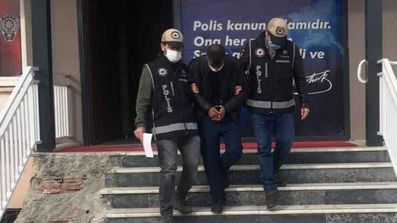 Nazilli'de suç makinesi polise takıldı