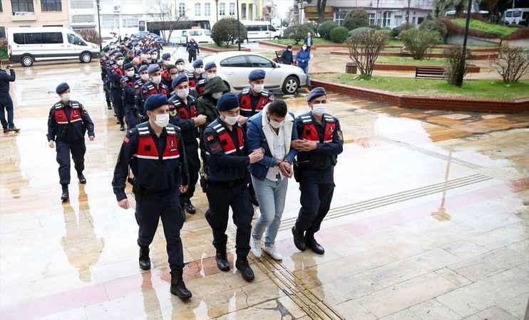 Aydın'da dev operasyon; 27 gözaltı