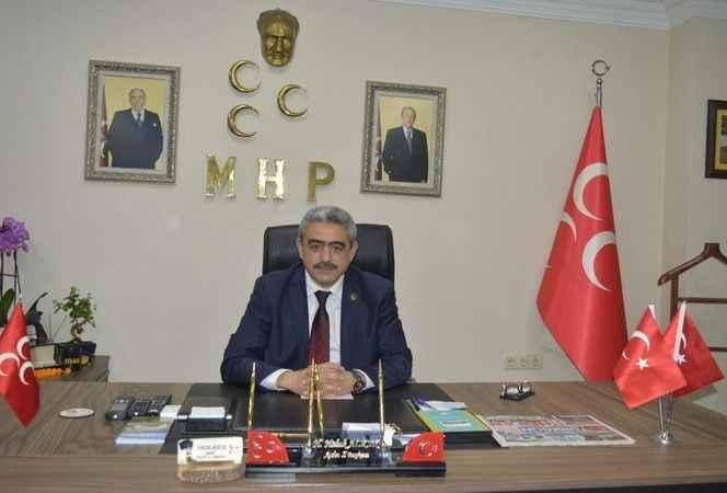 Bahçeli'ye kurultay öncesi Aydın'dan destek açıklaması