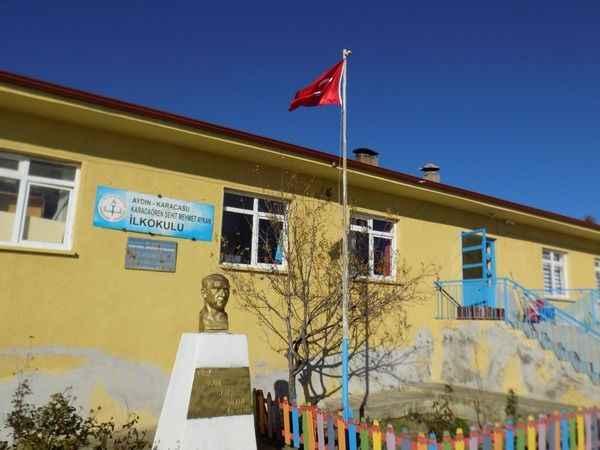 Karacasu'da 7 köyde yüz yüze eğitim başlıyor