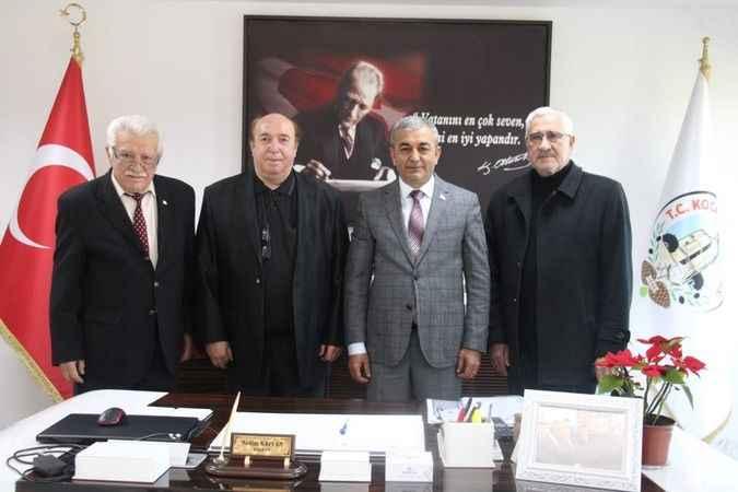 Başkan Kaplan'dan ortak akılla hizmet