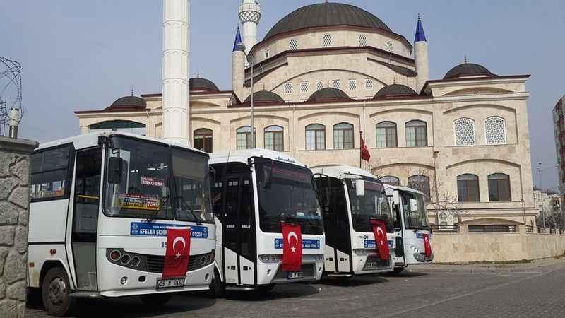 Efeler Şehiriçi Özel Halk Otobüsleri, ALES'e girecekler için sefer düzenleyecek