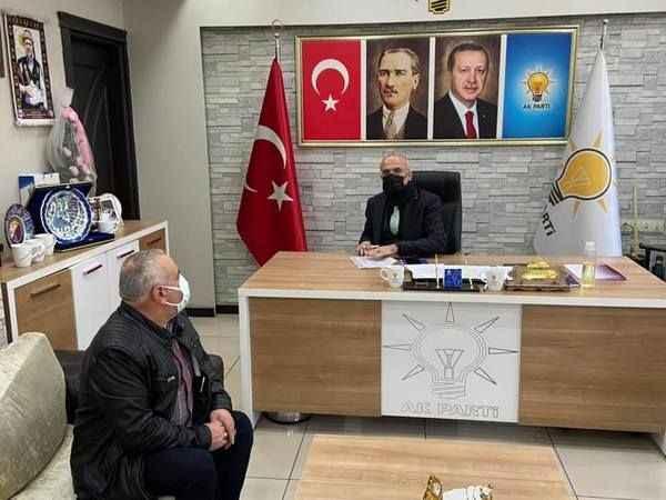 Elbir, Halk Günü'nde vatandaşları dinledi