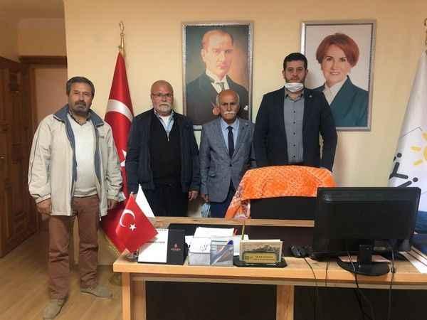 DP eski Genel Başkan Yardımcısı Aslan, İYİ Parti saflarında