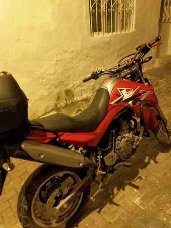 Kuşadası'nda çalınan motosiklet, Söke'de bulundu