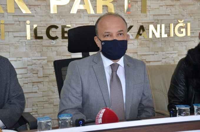 AK Partili Yavuz'dan muhalif belediyelere destek mesajı