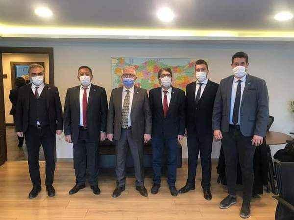Demirci, Akşener'i Aydın'a davet etti
