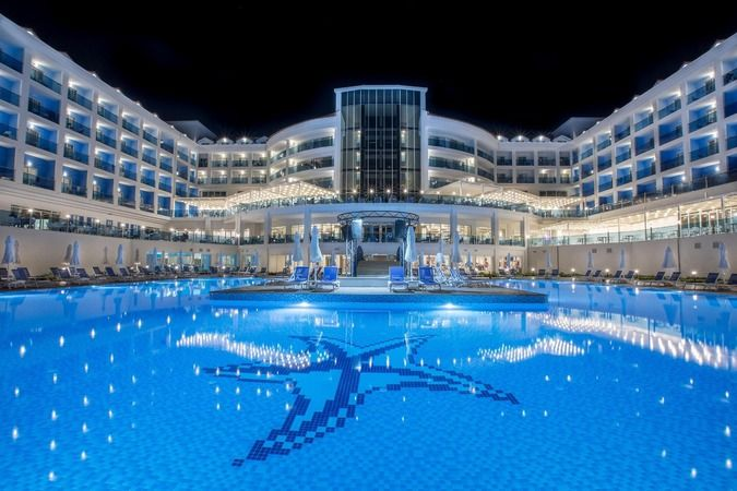 'En iyi 100 otel' listesine Didim'den 3 otel girdi