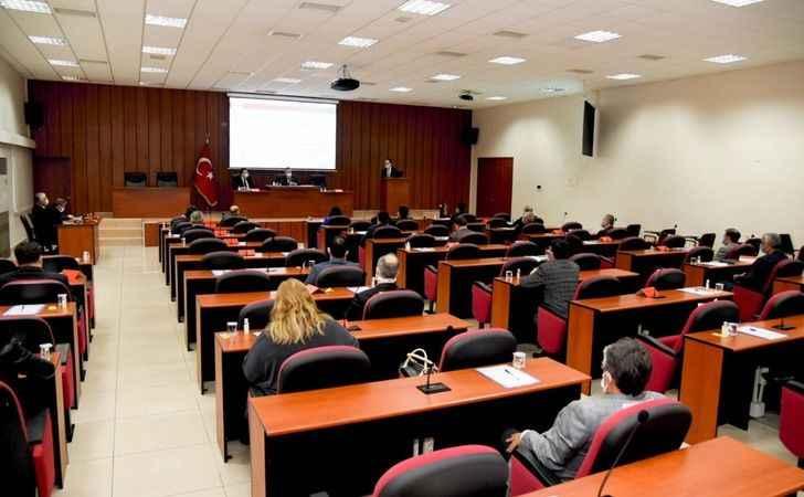 Aydın'da İl Pandemi Kurulu toplandı