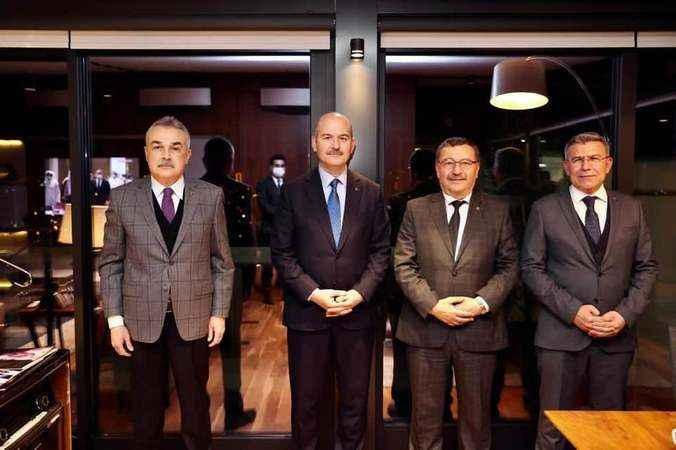 Ankara'da Köşk mesaisi