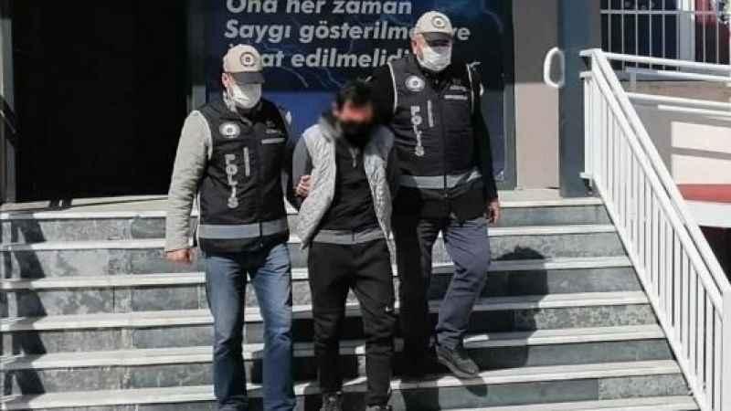 Nazilli'de 7 ayrı suçtan aranan zanlı yakalandı