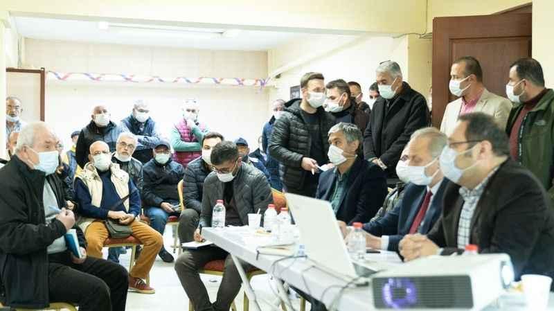 Aydın BŞB ve Didim Belediyesi Akbüklüleri bilgilendirdi