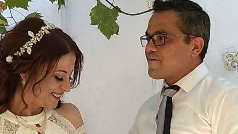 Evlilik mutluluğunu yaşayamadı