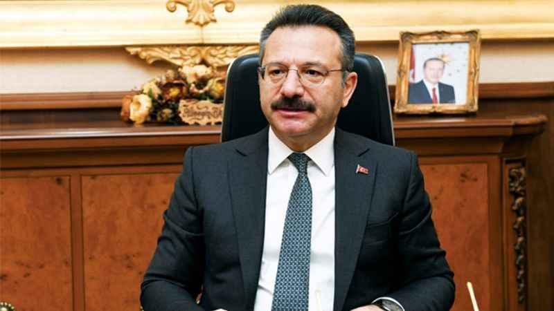 Vali Aksoy, 'Pozitif vaka sayımızda artış görülmektedir'
