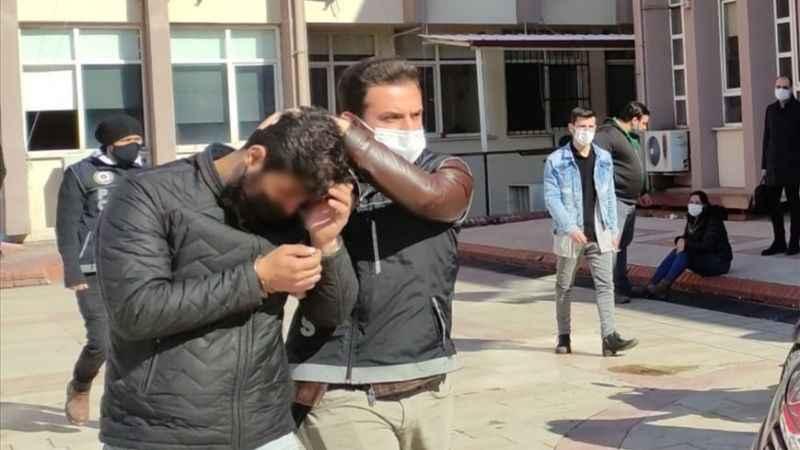 Aydın'da zehir operasyonu; 2 gözaltı