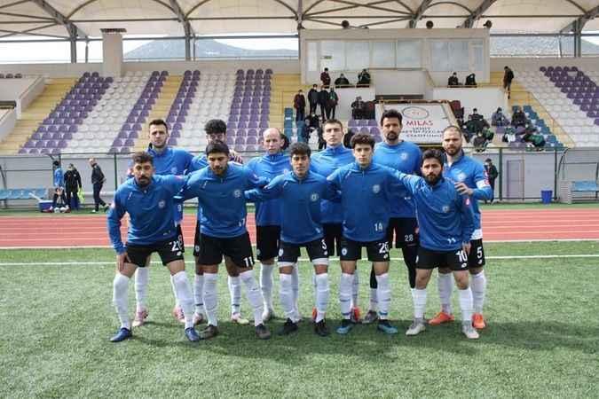 Yıldızspor'dan gollü prova
