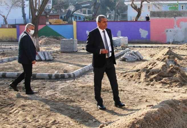 Koçarlı'da 3 yeni park açılacak