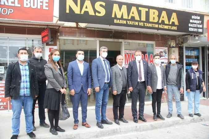 CHP'li Yıldız, Didim ziyaretinde sorunları dinledi