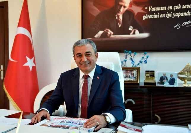 Başkan Kaplan'dan Çakırbeyli'ye vizyon proje