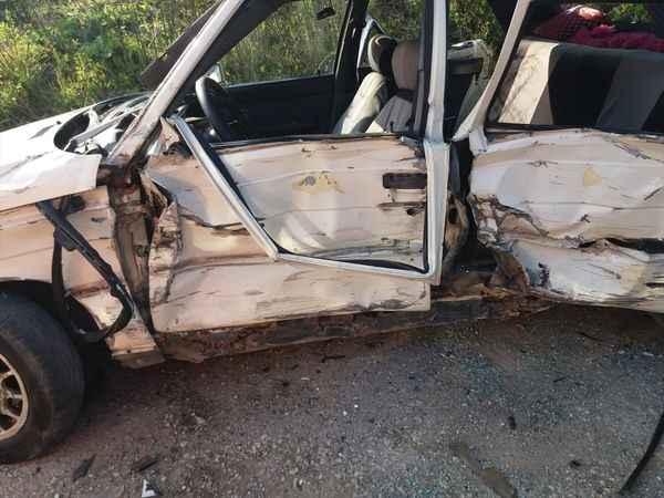 Aydın'da feci kaza; 6 yaralı